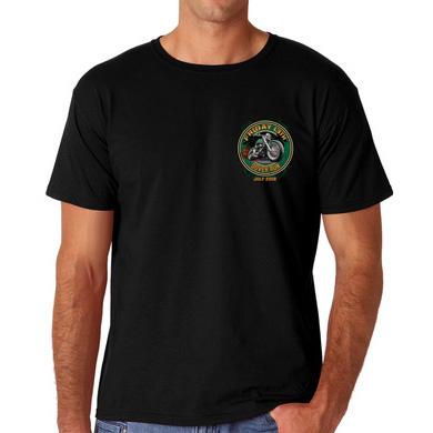 Green Machine Radical Bike Shirt Front - 2018