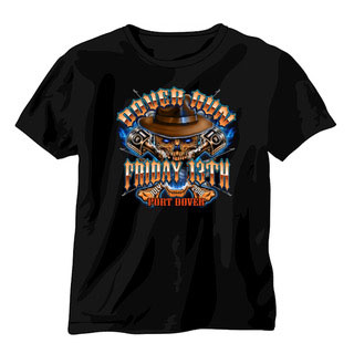 Dover Cowboy Shirt Front - 2018