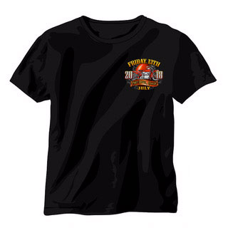 2018 Friday the 13th Shirt Timeless Tradition Front